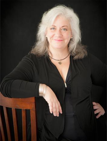 Lynn Scheurell Portrait