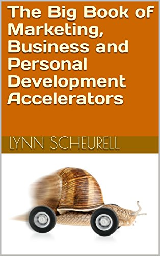 Big book of marketing, business and personal development accelerators